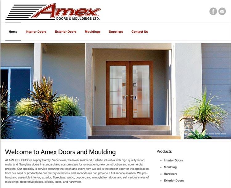 Amex Doors